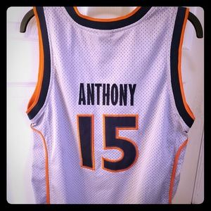 Carmelo Anthony college jersey